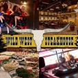 Julbord på Wild West Steakhouse