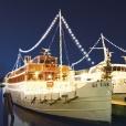 Julbord med Strömma Kanalbolaget