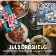 Aspenäs Herrgårds Julbord