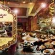 Lebanon Meza Lounge's Julbord 2021
